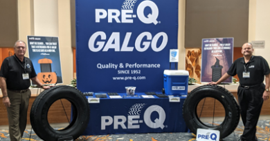 Pre-Q Galco exhibits at the OSBMA 32nd annual workshop