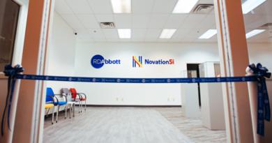 RDAbbott opens NovationSi headquarters and Northeast Ohio materials science and logistics hub