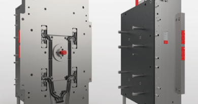 Elmet's new all-electric cold runner maximizes LSR injection molding