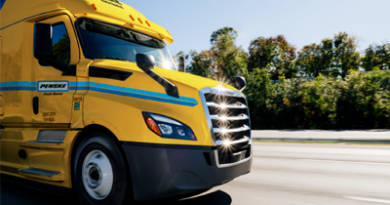Bridgestone and Penske Truck Leasing renew contract for technology and mobility solutions